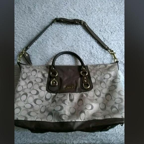 Coach Handbags - Woman's coach bag